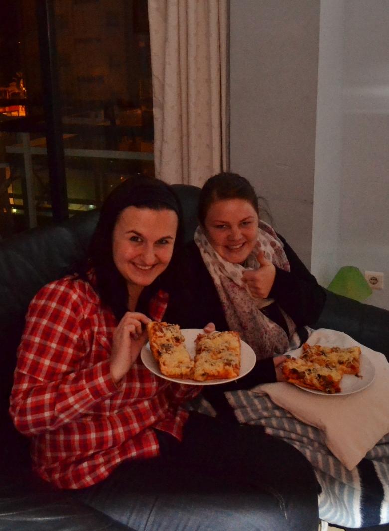 Pizza & Movie Night 012