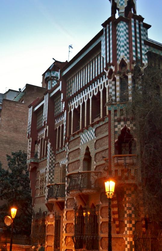 Barcelona 1058