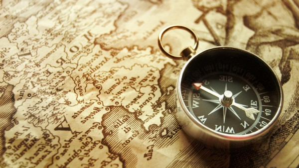the compass of life