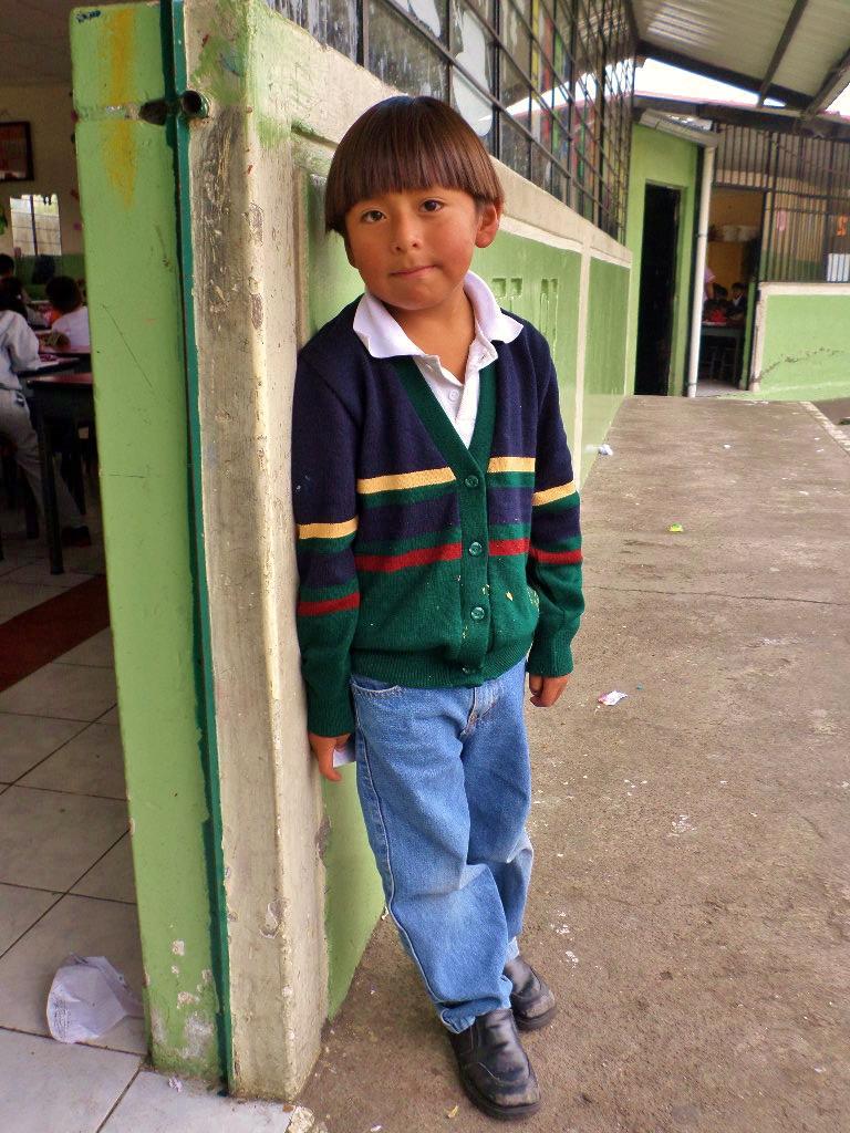 Boy in Conocoto