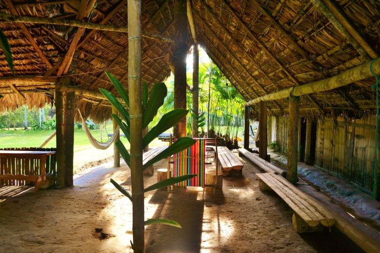 Tsachila Bua community
