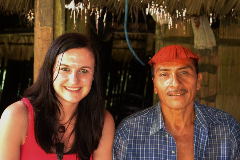 Tsachila Me and Alfonso