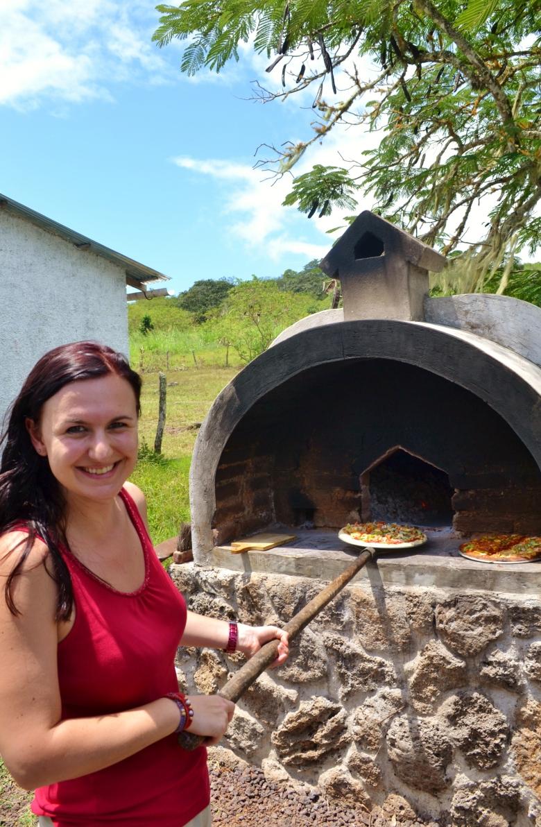 Islas de Galapagos pizza