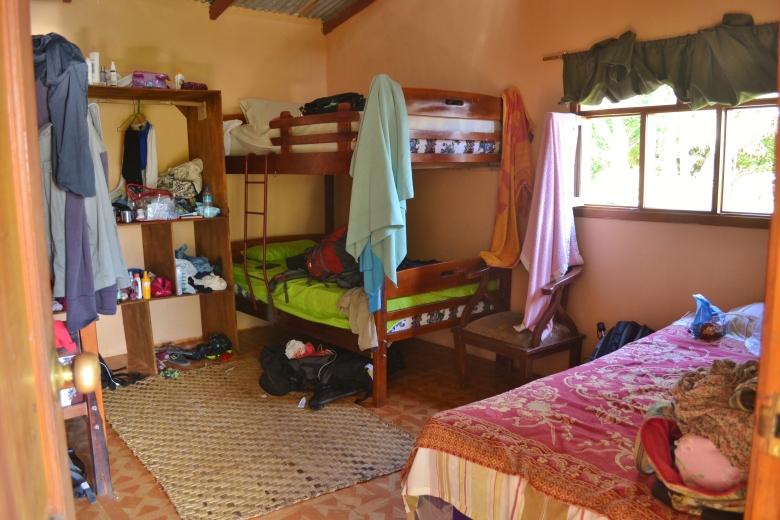 Hacienda Tranquila room