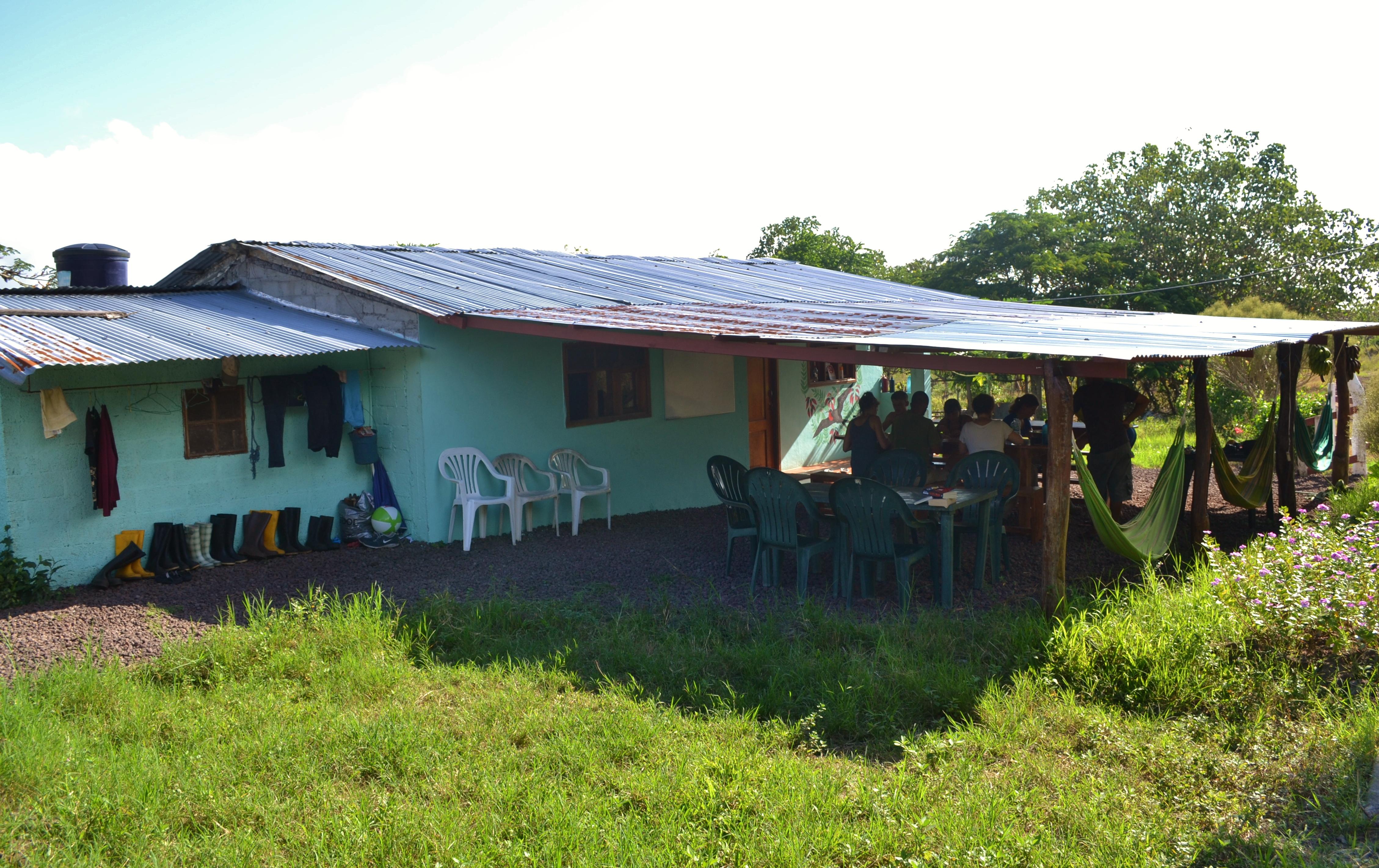 Islas de Galapagos hacienda tranquila