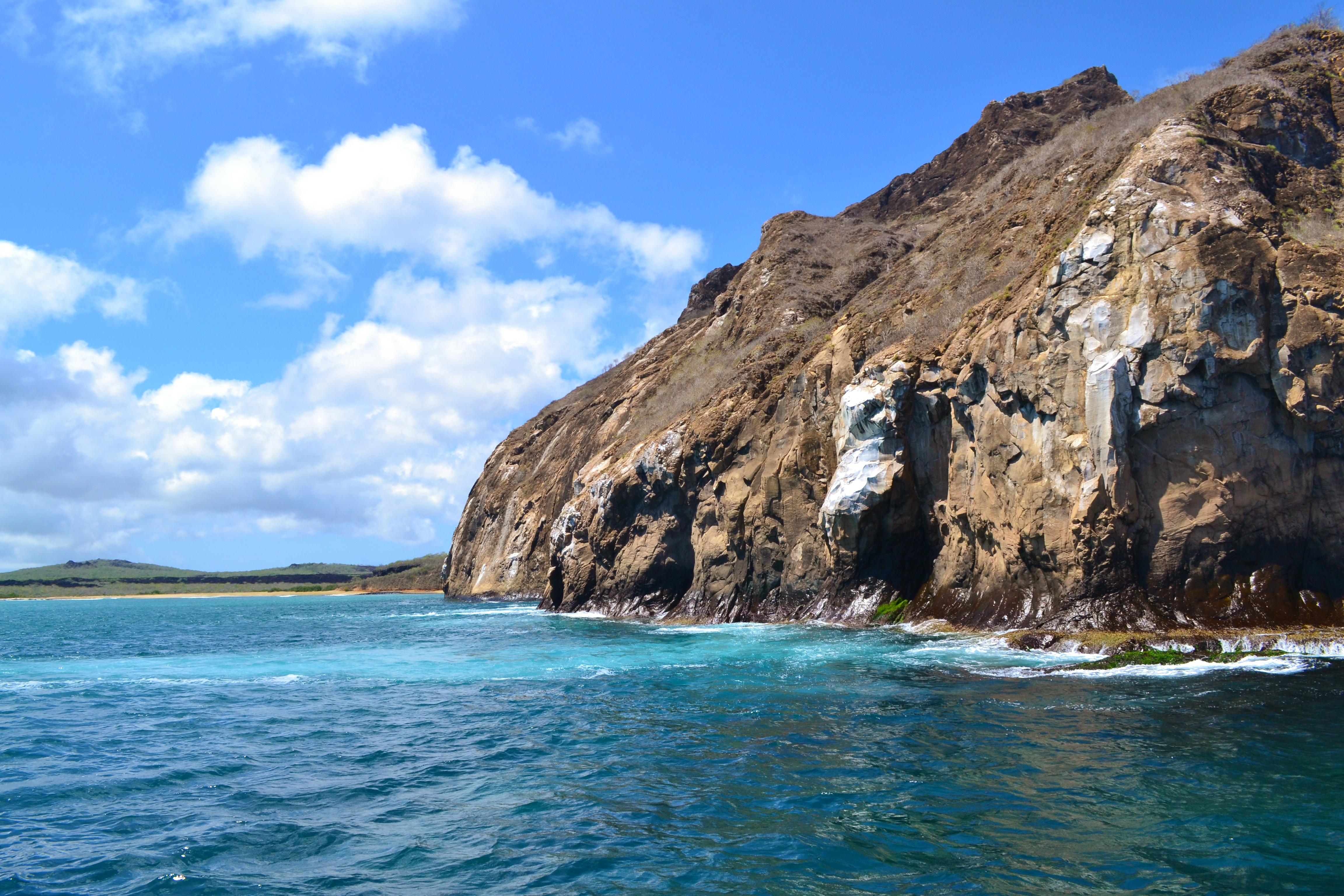 Islas de Galapagos cerro brujo