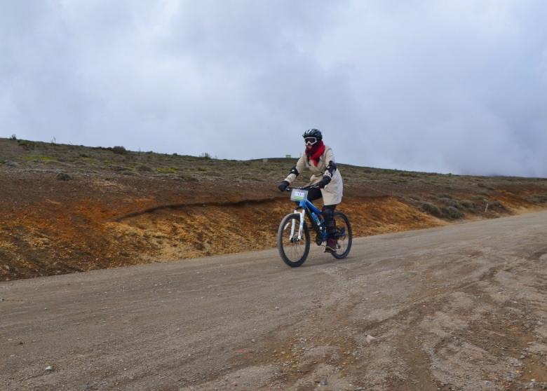 Adventure Week mountain bike
