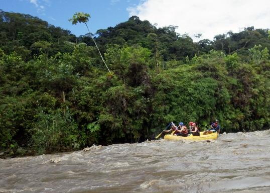 Rafting Banos