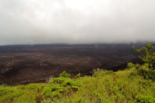Islas de Galapagos isabela caldera sierra negra