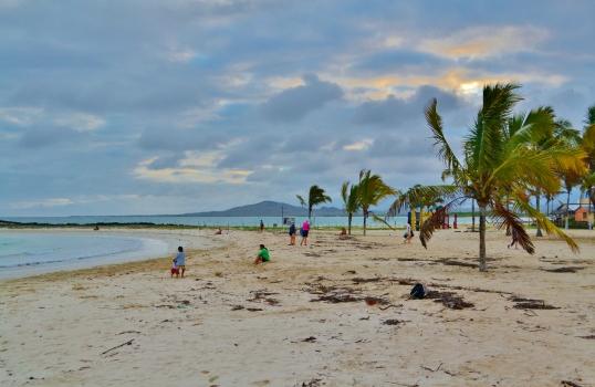 Islas de Galapagos isabela beach