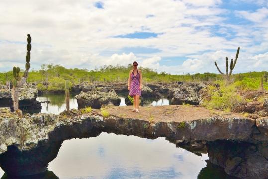 Islas de Galapagos tuneles isabela