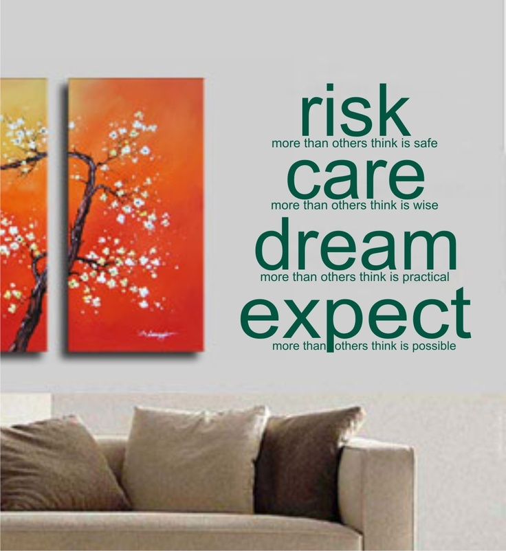 risk care dream expect