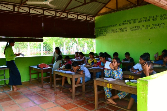 Siem Reap Projects Self Help